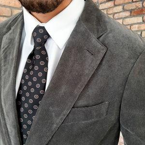 Like NEW Armani Collezioni Cotton Suede Blazer